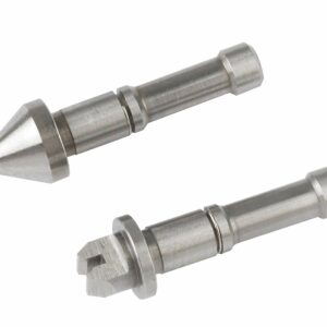 Mitutoyo Anvil and Spindle Tip 1 - 1.75mm / 24 - 14TPI