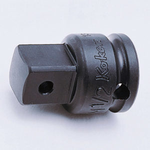 "13344A-B Impact Adaptor (With Ball) 3/8""F x 1/2""M"