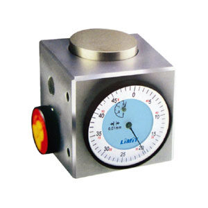Limit Adjustment Cube Gauge 3mm x .01mm**
