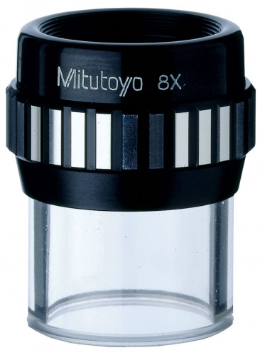 Mitutoyo Pocket Comparator Series 183 with 8X magnification