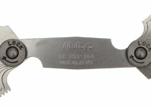 Mitutoyo Thread Gauge 4-42 TPI Whitworth