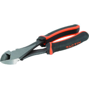 Tactix Pliers Heavy Duty Diagonal 7.5in/190mm