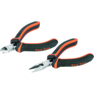 Tactix Pliers Mini 2Pc Set