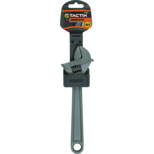 Tactix Wrench Adjustable 8in/200mm