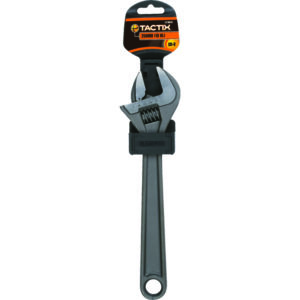 Tactix Wrench Adjustable 10in/250mm