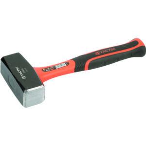 Tactix 1250gm Dumpy Hammer Fibreglass Handle