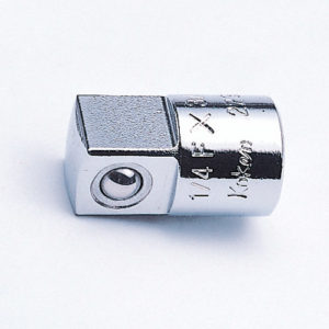 """2233A  Adaptor 1/4""""F x 3/8""""M"""