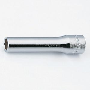 """2300M 6pt Deep Socket 1/4""""Dr  4mm"""
