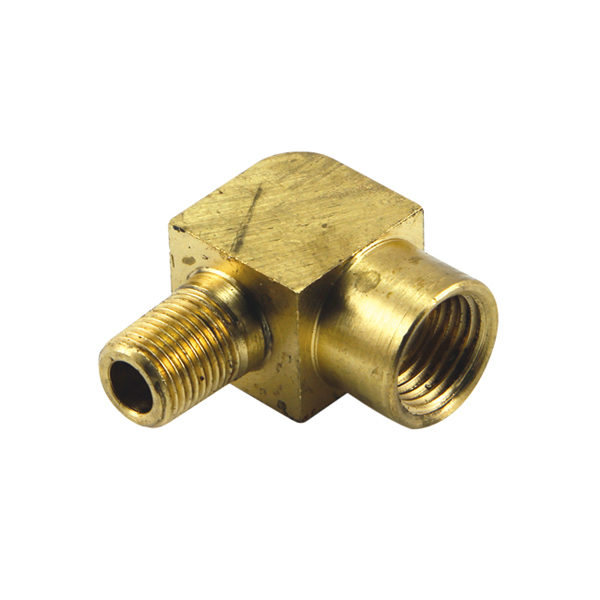 3/16IN X 1/8IN BSP BRASS BODY ELBOW 90DEG
