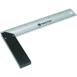 Tactix Rule Corner 300 x 165mm