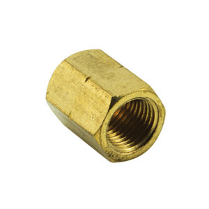 Champion 3/8in BSP Brass Hex Socket (BP)