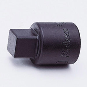 "3110M 4pt Male Socket 3/8""Dr x 10mm Square"