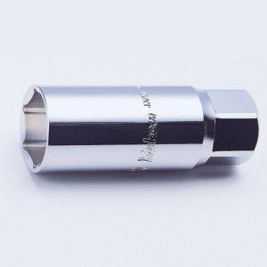 """3300S Spark Plug Socket Rubber Type 3/8""""Dr 18mm"""