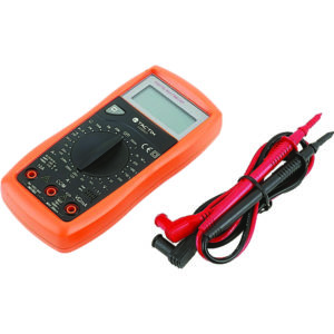 Tactix Digital Multi-Function Multimeter AC750V