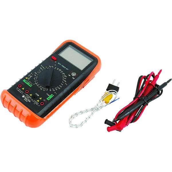 Tactix Digital Multi-Function Multimeter AC1000V