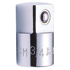 """4466A Adaptor 1/2""""F x 3/4""""M"""
