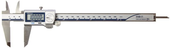 "Mitutoyo Digital Caliper 6""/150mm x .0005"" / 0.01mm IP67 Coolant Proof without Data Output"