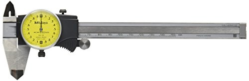 Mitutoyo Dial Caliper 150mm x 0.02mm