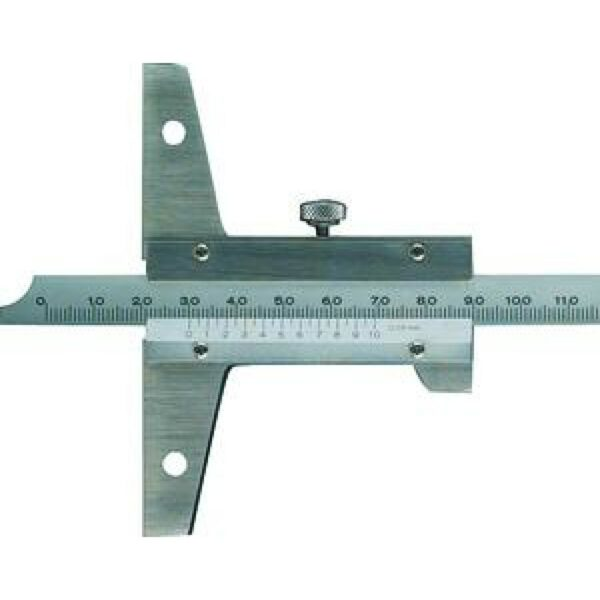 Mitutoyo Vernier Depth Gauge 0 - 200mm x 0.05mm