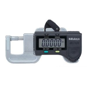 Mitutoyo Quick-Mini Digimatic Micrometer 12mm