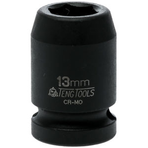 Teng 1/2in Dr. Impact Socket 13mm DIN