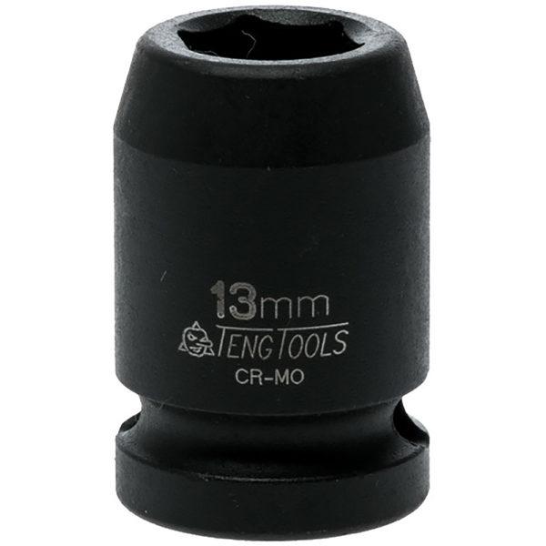Teng 1/2in Dr. Impact Socket 13mm DIN