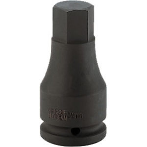 Teng 3/4in Dr. Hex Bit Impact Socket 24mm Din