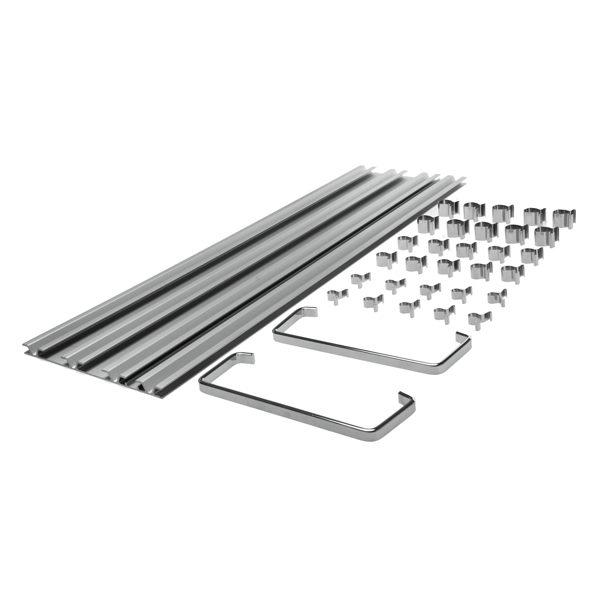 Teng 33Pc 450mm 4-Track Clip Rail Tray w/Clips