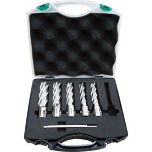 HOLEMAKER 7PC SILVER SERIES ANNULAR CUTTER SET