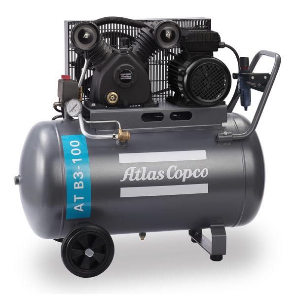 Atlas Copco ATB Piston Air Compressor 3.0HP | 100L