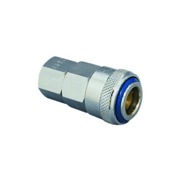 1/4IN FEMALE AIR-LINE COUPLING NITTO