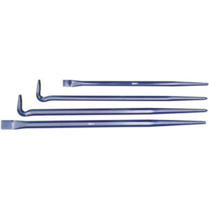 ABP5028 Rolling Head Pry Bar Set 4pc (355 404 455 505mm)
