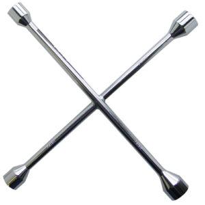 T41721 Wheel Brace 4 Way  (17192123mm)