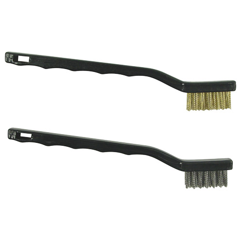 BRBRS178 Mini Wire Brush Stainless Steel
