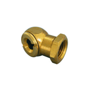 1/4IN FEMALE BRASS TYRE CHUCK