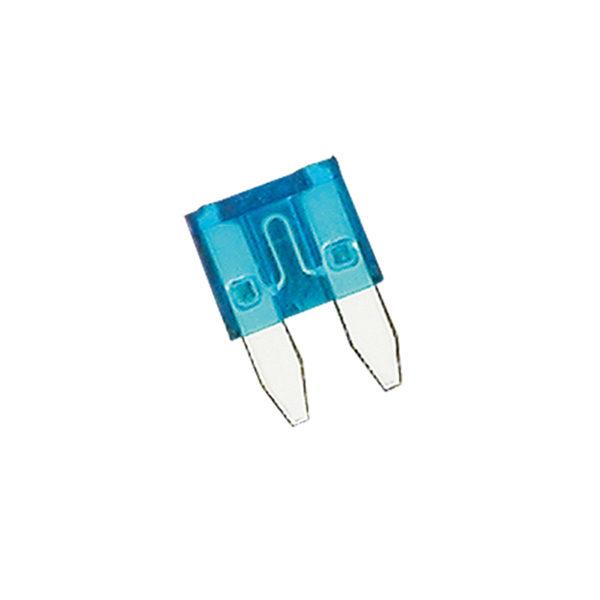 15AMP MINI BLADE FUSE (BLUE) - 15PK
