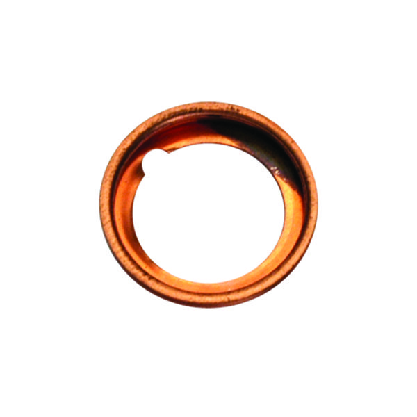 M12 X 18MM COPPER CRUSH (SUMP PLUG) WASHER - 6PK