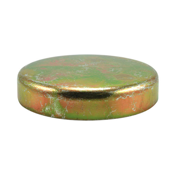 40MM STEEL EXPANSION (FROST) PLUG - CUP TYPE - 2PK