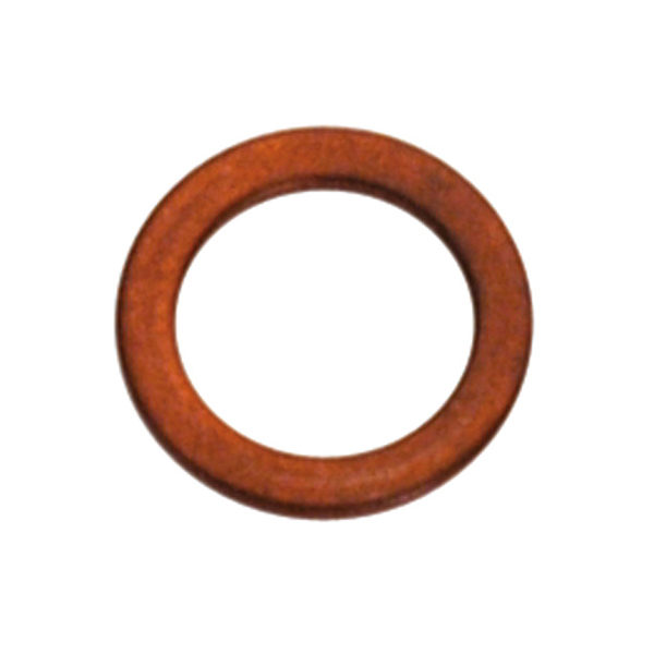 M14 X 24MM X 1.0MM COPPER WASHER - 20PK