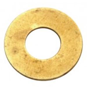 1/4IN X 5/8IN X 16G HT FLAT STEEL WASHER (Zn)