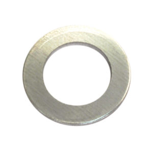 7/16IN X 3/4IN X 1/16IN ALUMINIUM WASHER - 30PK