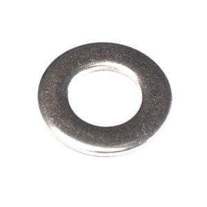 1/2IN X 1IN STAINLESS FLAT WASHER 304/A2 - 20PK