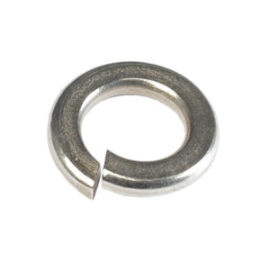 1/4IN STAINLESS SPRING WASHER 304/A2 - 50PK