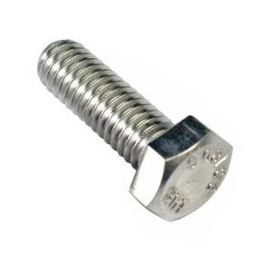 316/A4 SET SCREW & NUT M5 X 25 (B)
