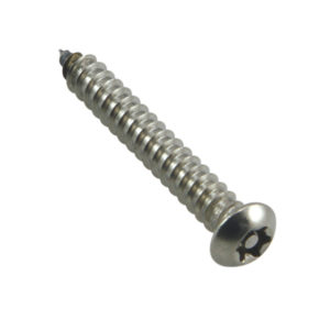 6G X 1/2IN SELF-TAPPING SCREW PAN TPX 304/A2