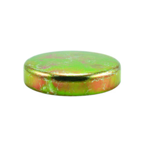 1-9/16IN STEEL CUP WELSH PLUG - 10PK