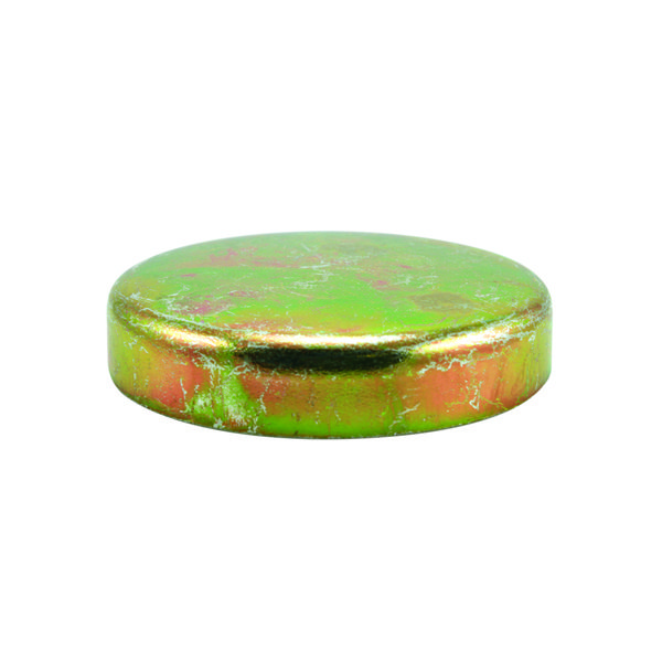 1-3/8IN STEEL EXPANSION (FROST) PLUG - CUP TYPE