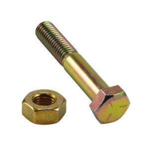 12 X 65 BOLT AND NUT (C) - GR8.8