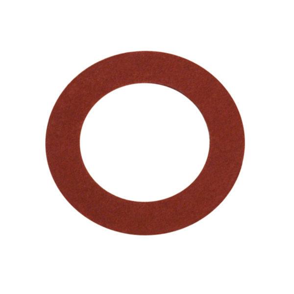 3/8IN X 3/4IN X 1/32IN RED FIBRE WASHER - 50PK