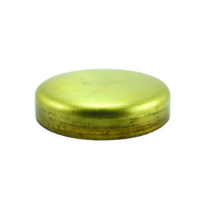 25MM BRASS EXPANSION (FROST) PLUG - CUP TYPE - 5PK